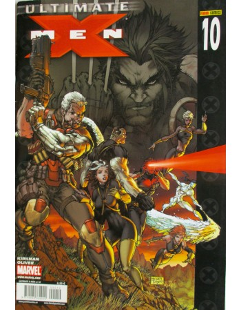 Ultimate X Men nº 10  Vol 2